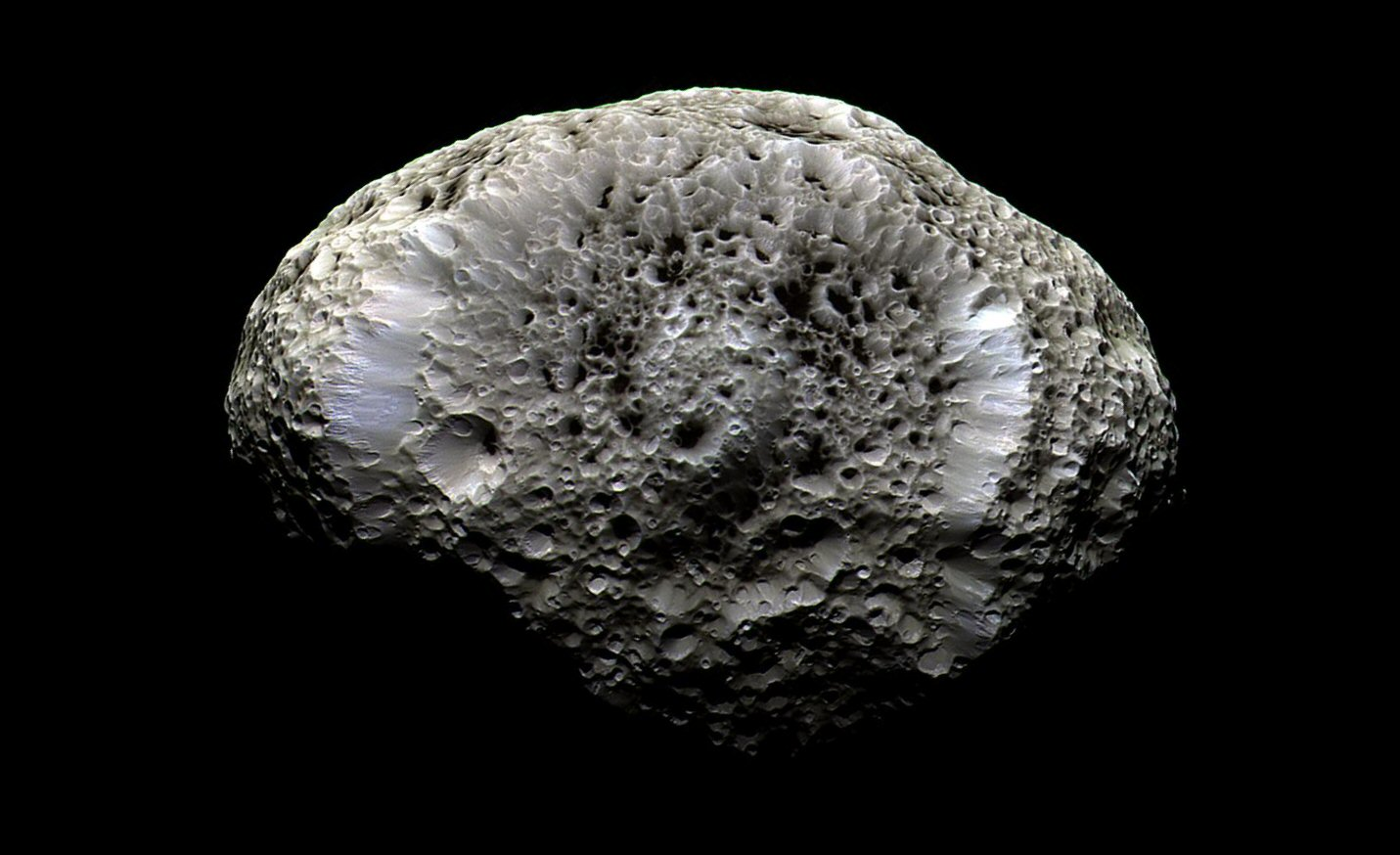 Hyperion - satellite of Saturn